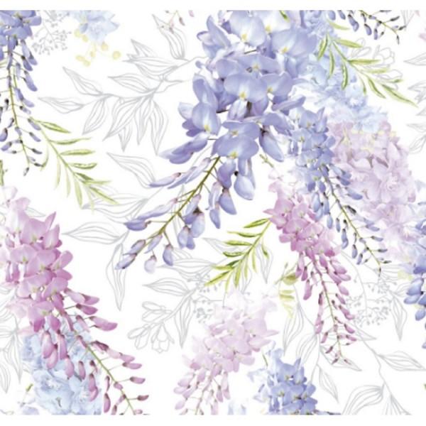 обои 1034-03п пермские обои павлин бумага 0.53x10,05м цветы многоцветный