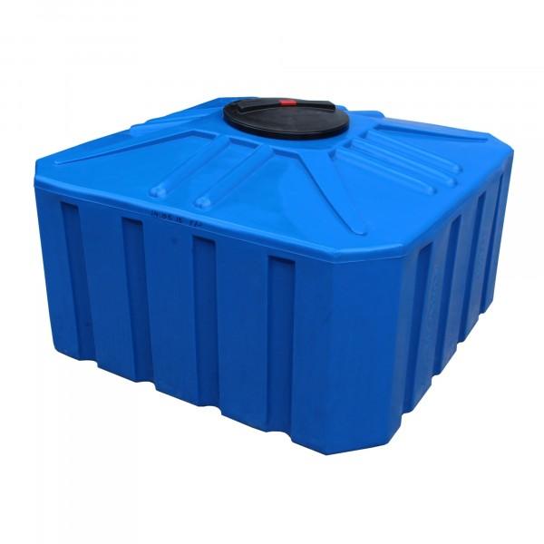 бак для воды пластиковый прямоугольный 800 л 531329