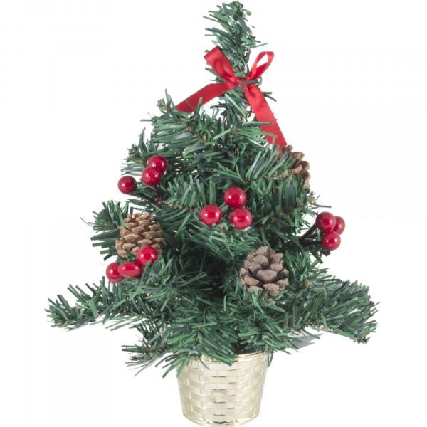 елка декорированная 30см sycb17-168 волшебная страна 003263