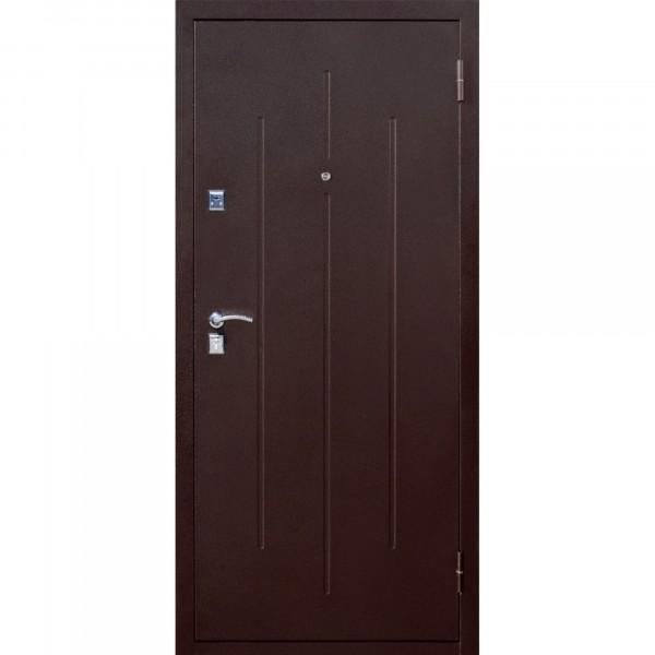 дверь мет. стройгост 7-2 белый клен (860r)