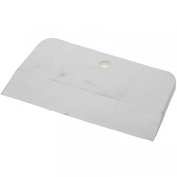 шпатель резиновый 150мм белый мастер зубр 1016-150_z01