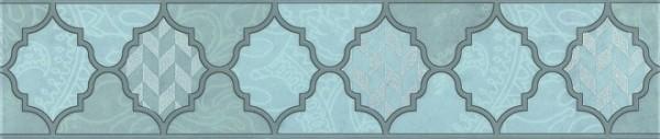 бордюр kerama marazzi фоскари op\a27\6331 25х5,4 плитка настенная kerama marazzi фоскари бирюзовый 6327 25x40