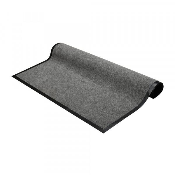 коврик резиновый влаговпитывающий ворсовый 90х 1200 vortex 24198