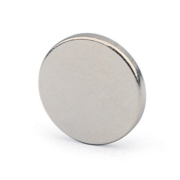 неодимовый магнит - диск 15х2мм, 6шт, forceberg 9-1212320-006
