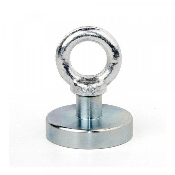 поисковый магнит односторонний f80, сила сц. 90 кг forceberg 9-2012032