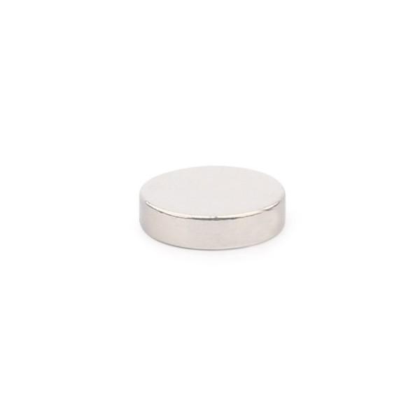 неодимовый магнит - диск 8х2мм, 20шт, forceberg 9-1212112-020