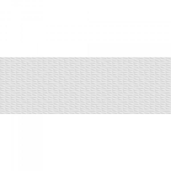 плитка настенная art blanco keops 25*75 белый