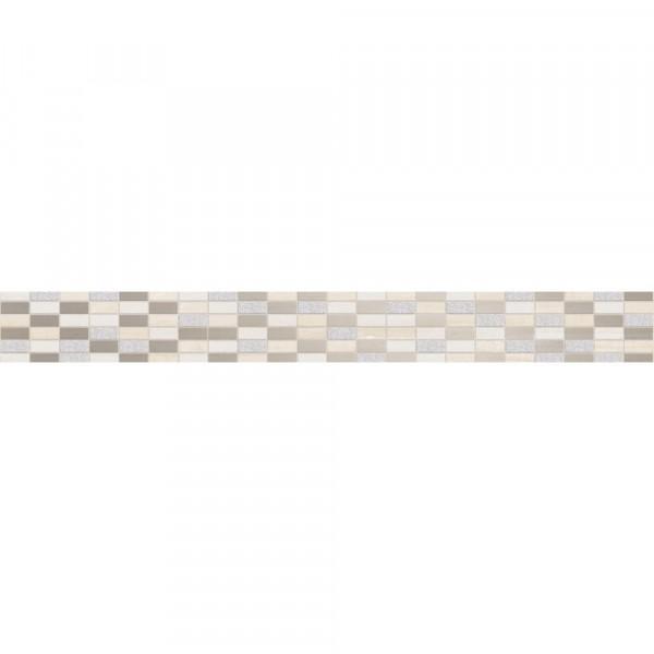 бордюр настенный элиз 5.4х50 бежевый bl-элиз/фк/500/54/б бордюр настенный 40 5х6 2 дефиле неро черный