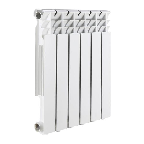 радиатор алюминиевый rommer optima 500/78 6 секций