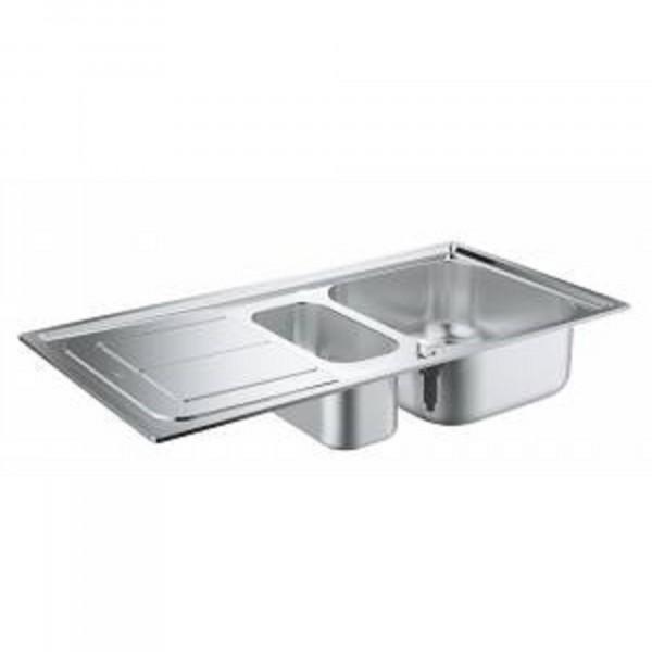 мойка для кухни нержавеющая сталь grohe k300 31564sd0