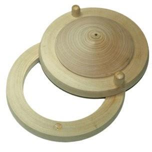 клапан вентиляционный липа d=11,5 см банные штучки