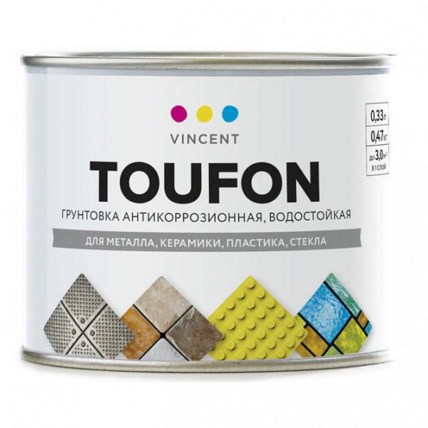 грунтовка vincent toufon антикоррозионная 0,47кг