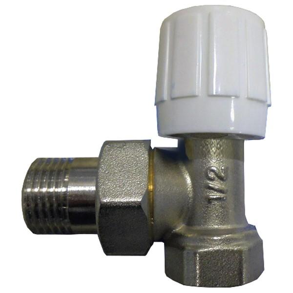 Фото - кран для радиатора угловой 1/2/шк/ переходник для радиатора ал 1 1 2 левый шк