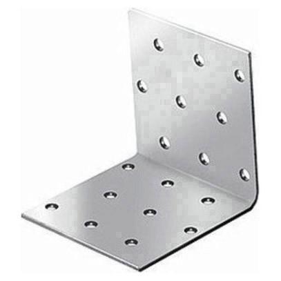 крепежный угол равносторонний-20х40х40 x 2,0