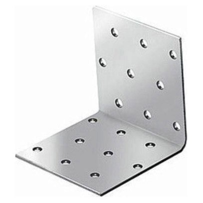 крепежный угол равносторонний 60х40х40 x 2,0