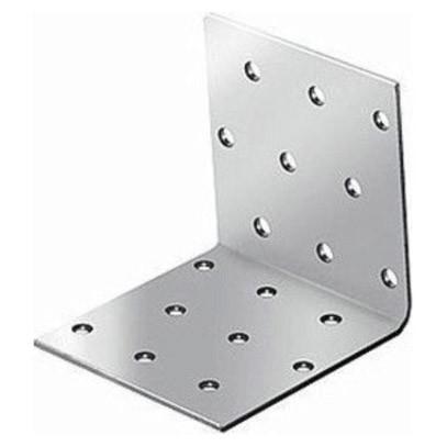 крепежный угол равносторонний-100х100х100 x 2,0