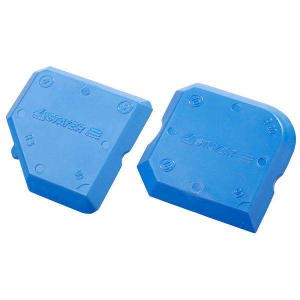 набор шпателей пластмассовых для формовки швов 11-в-2 stayer 10165-h2