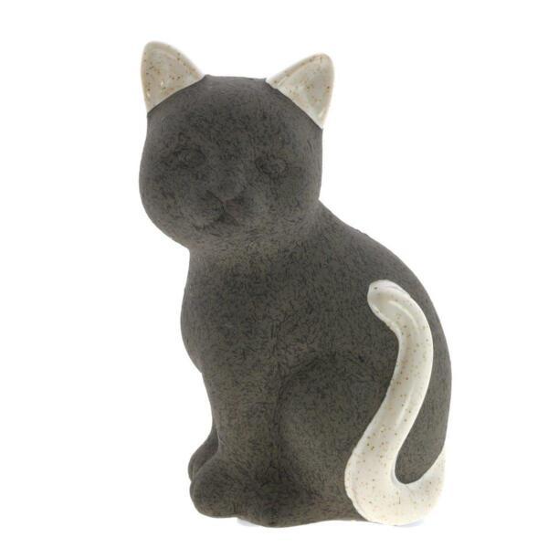 фигурка декоративная 8*7*14см кошка керамика 749281