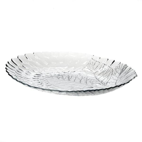 тарелка овальная 180*230мм султанаpasabahce стекло 10292slb