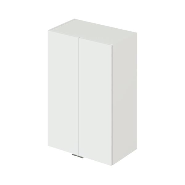 Фото - шкаф подвесной ika style 60 600х360х900 (белый глянец) тумба подвесная ika style 100 белый глянец