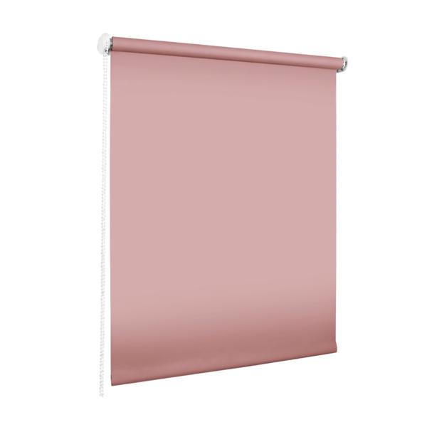 штора рулонная эскар blackout 180*170см розовый кварц 84933180170