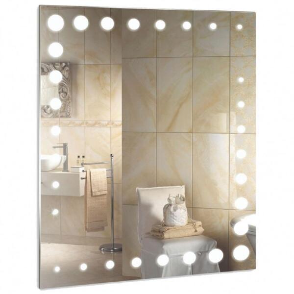 зеркало с подсветкой mixline шанель 60х80 525406