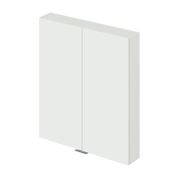 Фото - шкаф подвесной ika style 80 800х150х900 (белый глянец) тумба подвесная ika style 100 белый глянец