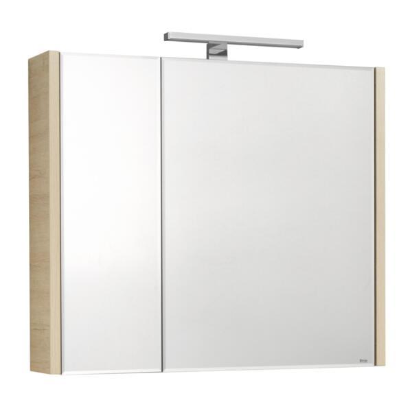 Фото - зеркальный шкаф roca etna 857304445 шкаф пенал roca etna 45 857303806 подвесной белый глянцевый