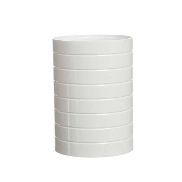 стаканчик linea ice vanstore пластик белый 318-01 полка vanstore classic 071 00