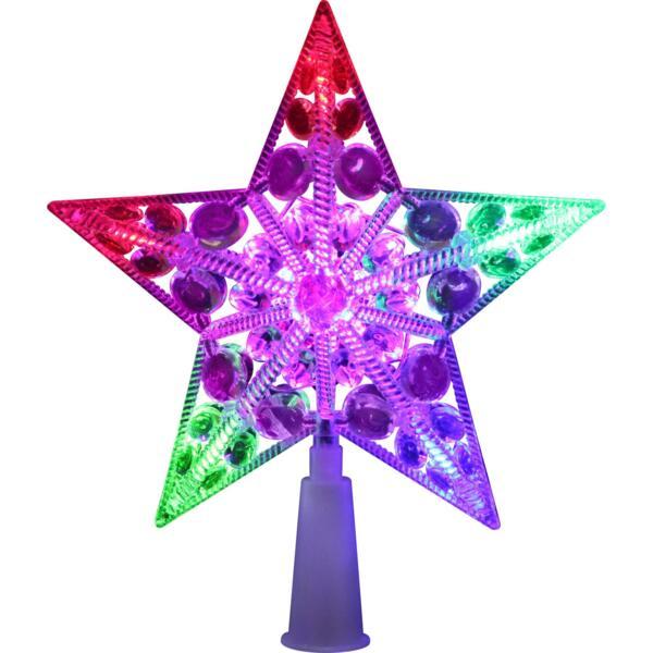 верхушка на елку сolor star волшебная страна 005705