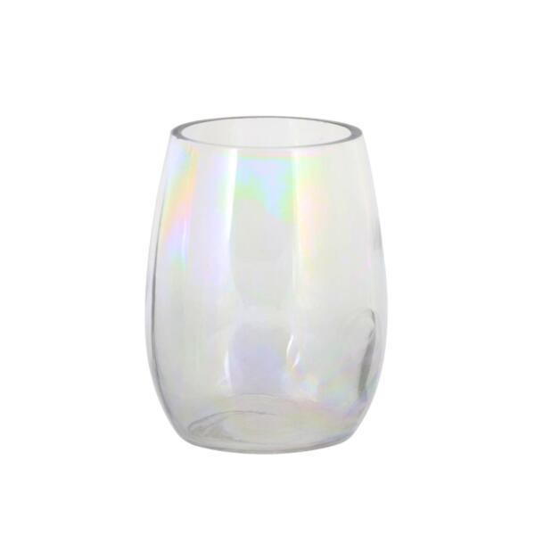стакан для зубных щеток master house стекло 60692
