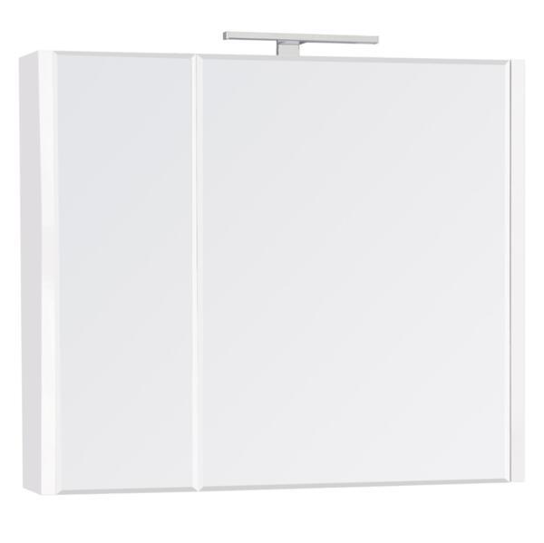 Фото - зеркальный шкаф roca etna 857304806 шкаф пенал roca etna 45 857303806 подвесной белый глянцевый