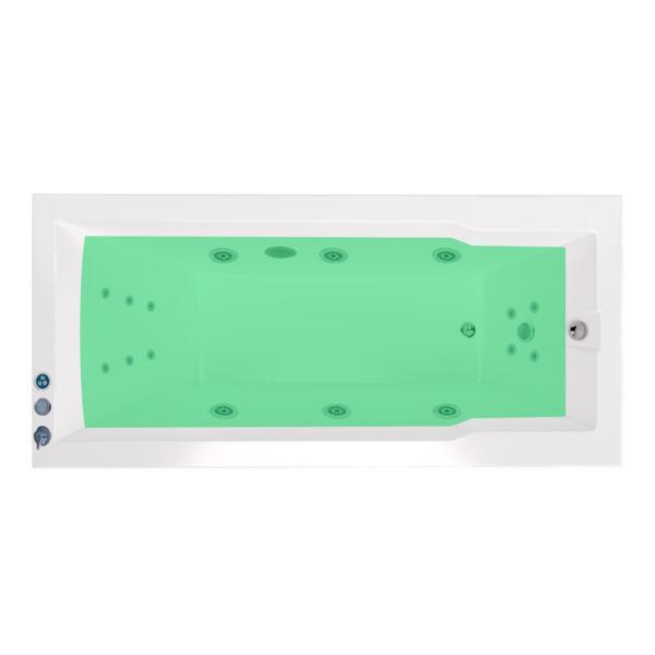 ванна raguza 190х90 гм премиум+ недорого