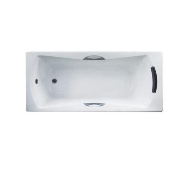 ванна agora 170*75 акриловая ванна 170х75 см 1marka agora 01аго1775